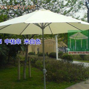 直徑2.7米中柱花園傘