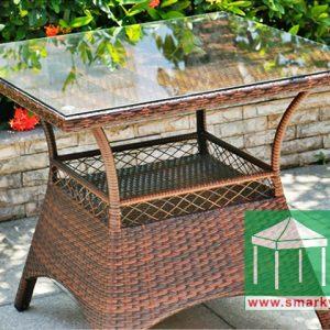 藤藝桌椅 – BTEA003