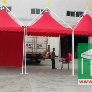 3X3米歐式吊頂帳篷