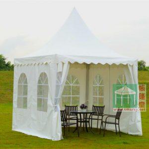 3X3米歐式尖頂帳篷