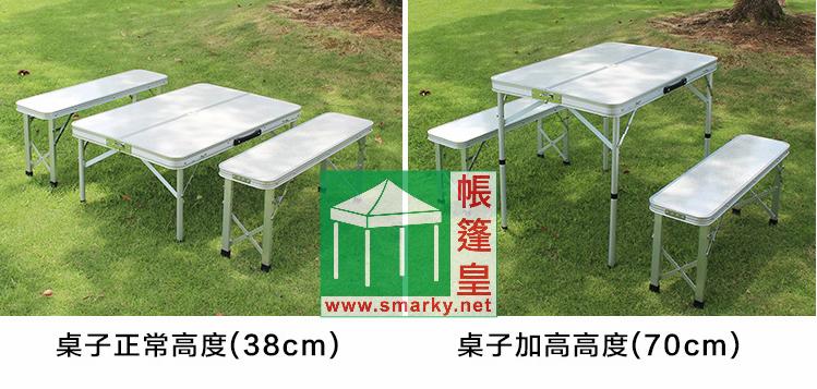 Picnic Table-分體桌椅-長椅長枱