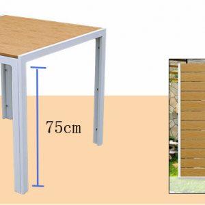 環保木餐桌-SM002
