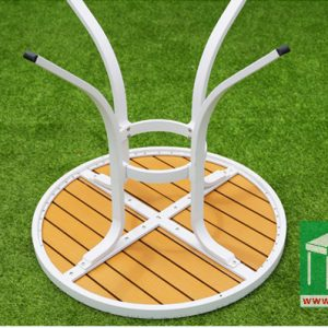 環保木餐桌 SM006