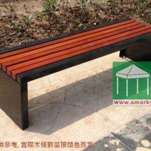 環保木公園長椅-YL-YZ083