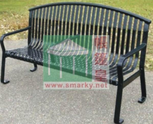 扶手分間金屬椅-XBB-207