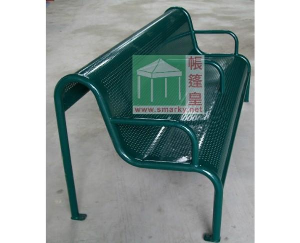 扶手分間金屬椅-XBB-237