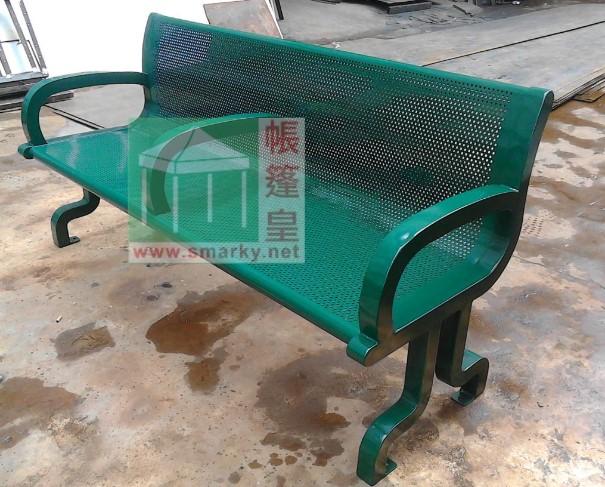 扶手分間金屬椅-XBB-246