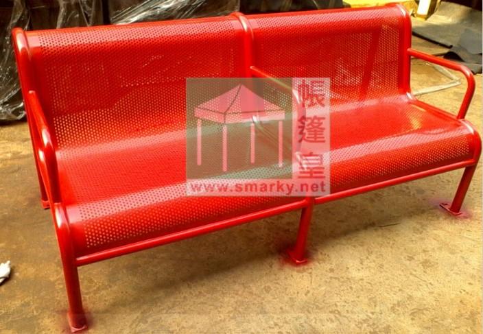 扶手分間金屬椅-XBB-280