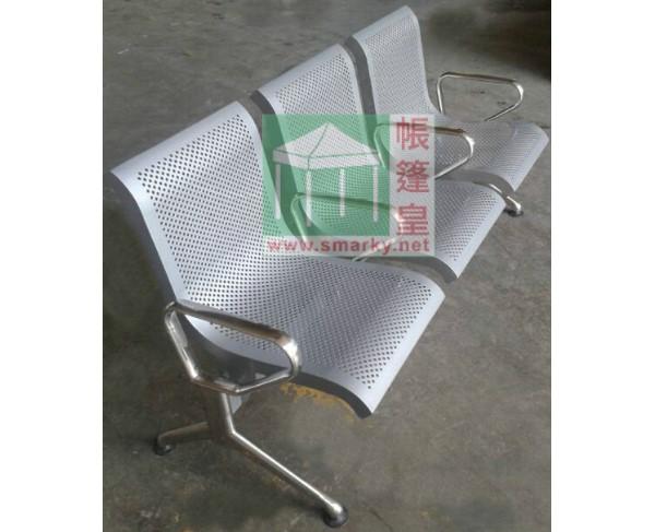 扶手分間金屬椅-XBB-282