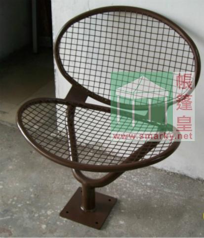 金屬單座椅-XBB-238