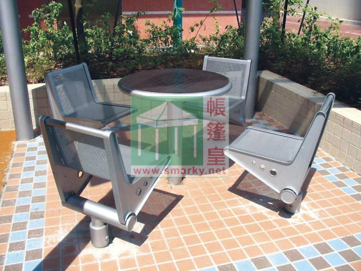 金屬桌椅 - XBW-200A