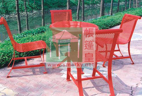 金屬桌椅 - XBW-201