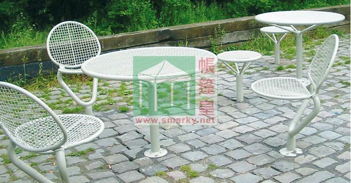 金屬桌椅 - XBW-223