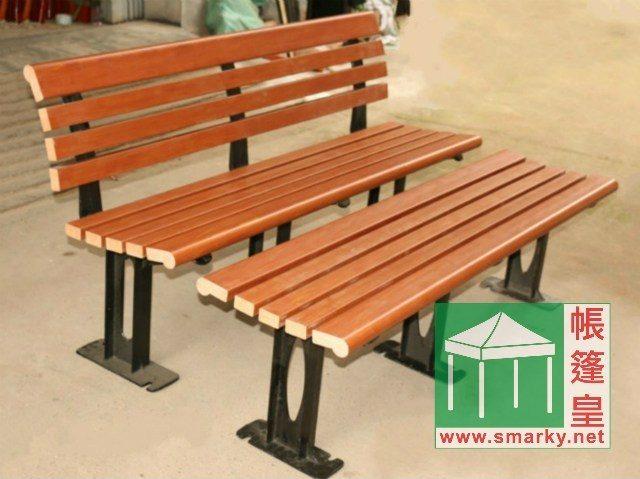 戶外環保木公園長椅-IPT150IPT151-1