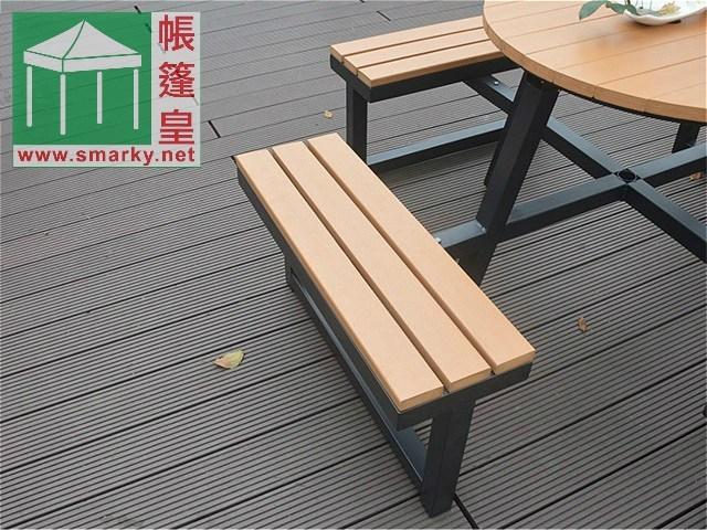 環保木桌椅組合-OFC090-3