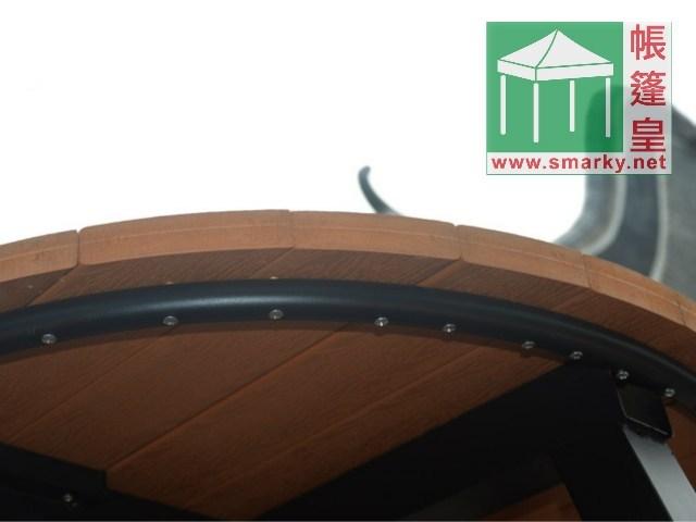 環保木桌椅組合-OFC090-5
