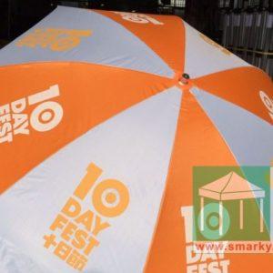 太陽傘印刷