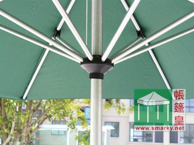 花園傘-2.7米鋁合金中柱花園傘-支架