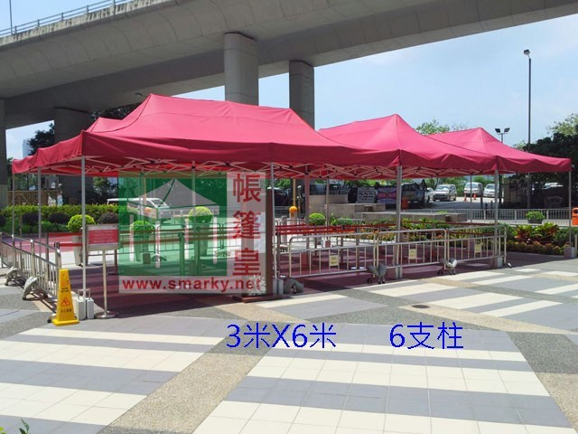 3X6-tent