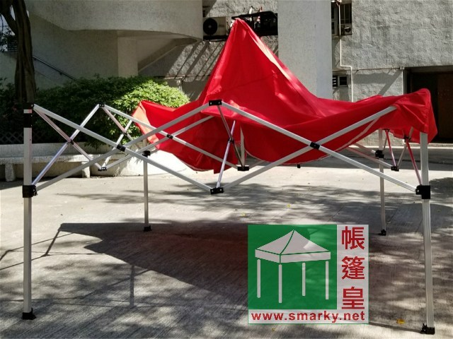 40方重型鋁架帳篷-3