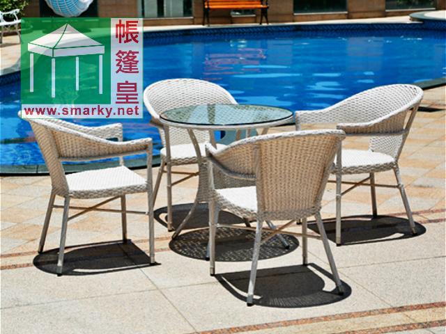 藤藝桌椅-BTEA046