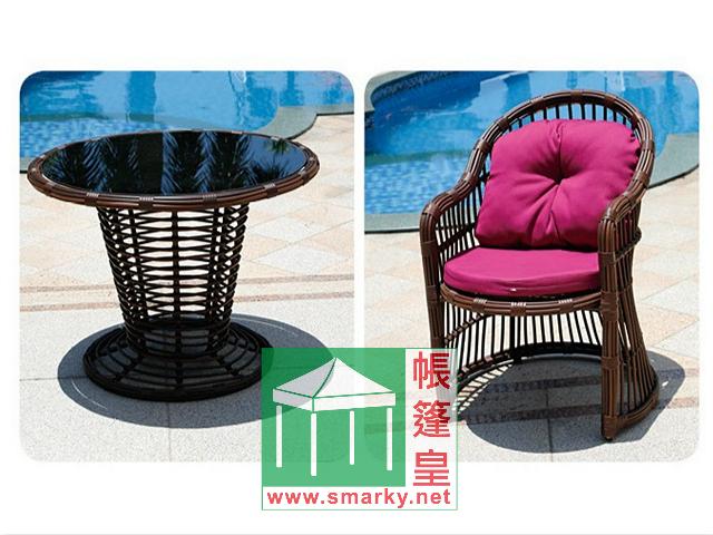 藤藝桌椅-BTEA076-2