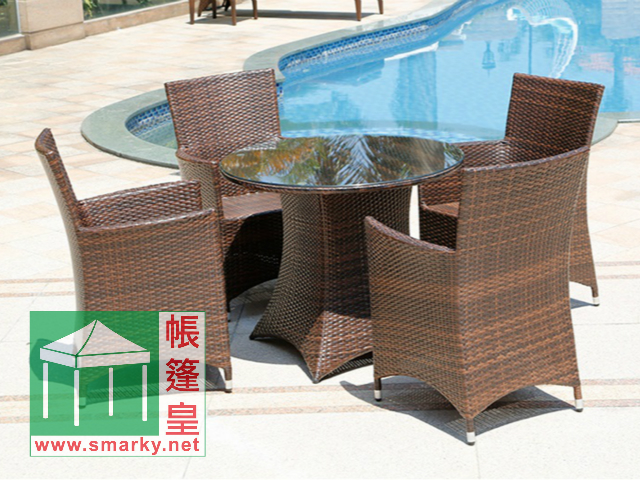 藤藝桌椅-BTEB113-1