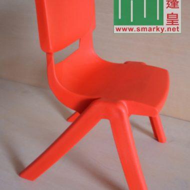 Y0001兒童膠椅-紅色