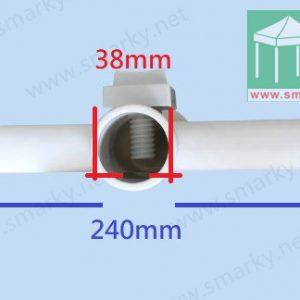 沙灘傘/太陽傘/遮陽傘塑膠螺旋地釘