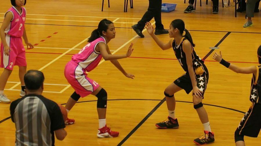 九龍北vs港島東(2017.5.7.小學區際女子籃球決賽)精華
